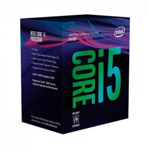 Intel Core i5-8400 2.8GHz 9MB Skt1151