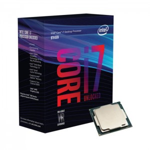 Intel Core i7-8700 3.2GHz 12MB Skt1151