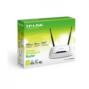 Router TP-Link Wireless N 300Mbps