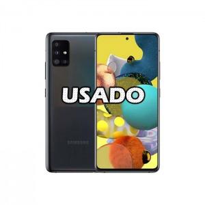 Smartphone Samsung Galaxy A51 5G Dual SIM 6GB/128GB Black USADO