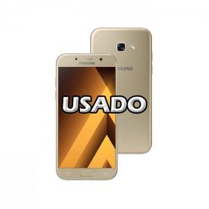 Smartphone Samsung Galaxy A5 (2017) 3GB/32GB Dourado USADO