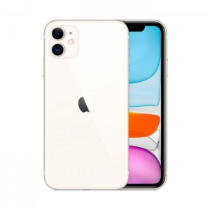 Smartphone Apple iPhone 11 128GB White (Desbloqueado)