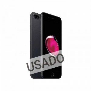 Apple iPhone 7 Plus 32GB Mate Black (Grade A Usado)