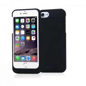 Capa Battery Case de 3200 mAh Preto para iPhone 6/6S/7