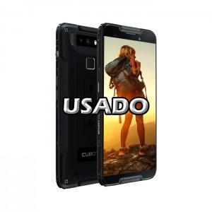Smartphone Cubot Quest 4GB/64GB Black USADO