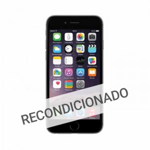 Apple iPhone 6 16GB Space Grey (Recondicionado)