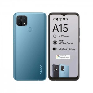 Smartphone Oppo A15 3GB/32GB Mistery Blue