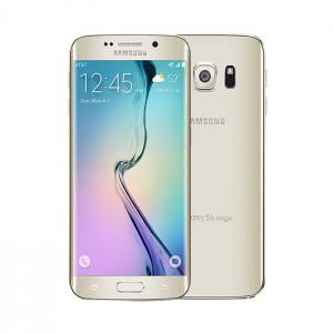 Samsung Galaxy S6 Edge Dourado 32GB Usado 1 Ano de Garantia