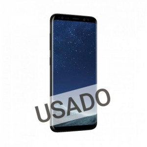 Smartphone Samsung Galaxy S8+ 64GB SM-G955 Midnight Black