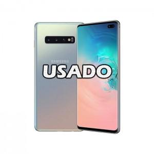 Smartphone Samsung Galaxy S10 8GB/128GB Prism Silver USADO