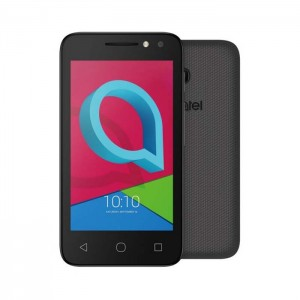 Smartphone Alcatel U3 4GB 512MB Preto