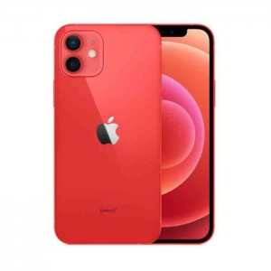 Smartphone Apple iPhone 12 128GB Red (Desbloqueado)
