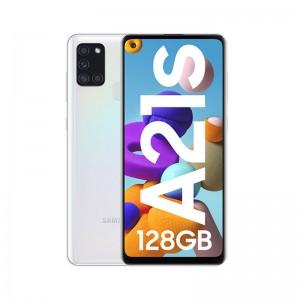 Smartphone Samsung Galaxy A21S Dual SIM 4GB/128GB White (Desbloqueado)