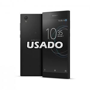 Smartphone Sony Xperia L1 2GB/16GB Black (Bloqueado Vodafone) USADO