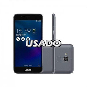 Smartphone Asus ZenFone 3 Max 3GB/32GB Titanium Grey USADO
