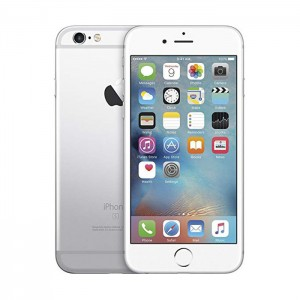 Smartphone Apple iPhone 6 16GB SIlver Usado S/Touch ID