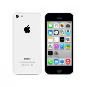 Smartphone Apple Iphone 5C 16GB Branco Usado 1 Ano de Garantia Bloq. NOS