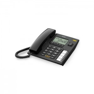 Telefone Fixo Alcatel T76 Black