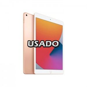 iPad (7ª geração) 32GB Dourado USADO