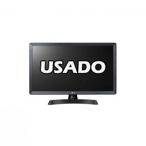 "TV LG 24TL510V-PZ 24"" LED HD USADO"