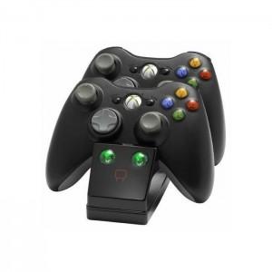 Venom Twin Docking Station para Xbox 360