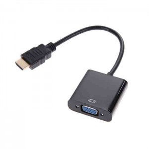 Adaptador Mini HDMI Macho para Vga Femea 0.25m NBA302