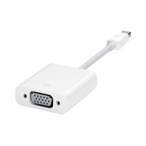 Apple Mini DisplayPort to VGA Adapter