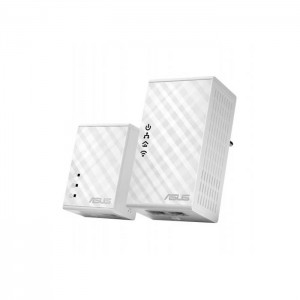Asus Kit Powerline 300Mbps PL-N12 DUO