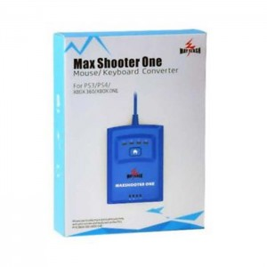Max Shooter One - PS3 / PS4 / XBox 360 / XBox One / XBox One Series