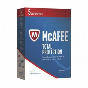 Mcafee Pc Total Protection 2017 5 Dispositivos