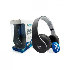 Auscultadores Biwond HeadBluex Bluetooth 4.0 Black