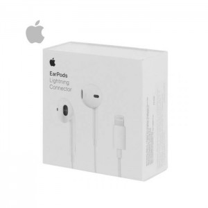 Apple In-ear Earpods com Conector Lightning