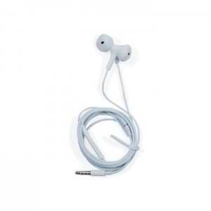 Auriculares 3,5 Mm COOL Com Microfone White