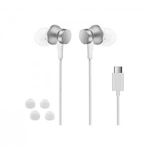 Xiaomi Mi In-Ear Headphones Piston Youth Colorful Edition Silver Type-C