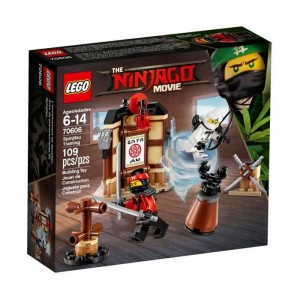 LEGO Ninjago Movie - Spinjitzu Training