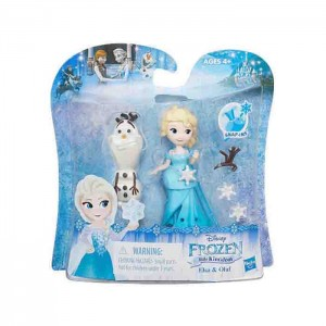 Little Kingdom Elsa & Olaf