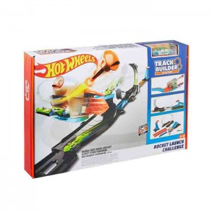 Hot Wheels - Pista Track Builder - Desafio Descolagem