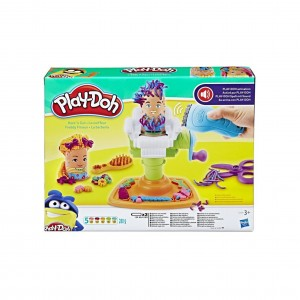 PLAY-DOH Barbearia