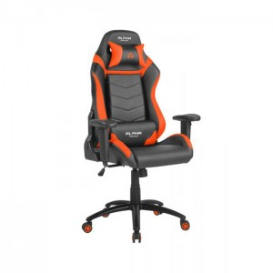 Cadeira Gaming Alpha Gamer Gamma Black/Orange