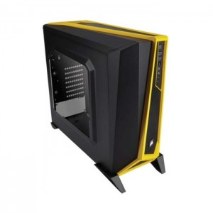 Caixa ATX Corsair Carbide Spec-alpha Black / Yellow
