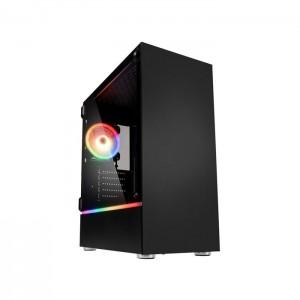 Caixa Extended-ATX Kolink Bastion RGB Vidro Temperado