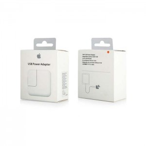 Carregador Usb original p/ Apple 12W