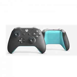 Comando Xbox One Grey - Blue Special Edition