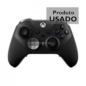 Comando Microsoft Xbox One Elite Wireless Controller Series 2 SEMI NOVO (1 ANO DE GARANTIA)