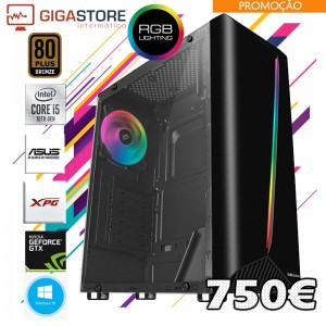 Gigastore Gamer Intel Core i5 10400 4.3Ghz Ram 8GB Nvidia GTX 1660 Super