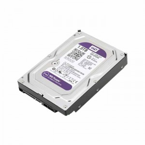 Disco Rígido Western Digital 1TB 3.5 Purple 5400rpm SATA III 64MB