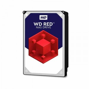 Disco Rígido Western Digital 4TB 3.5 Red 5400rpm SATA III 64MB