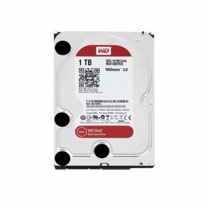 Disco Rígido Western Digital 1TB RED NAS 64MB SATA III 3.5
