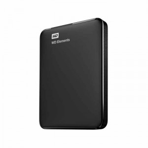 Disco Externo Western Digital 4TB Elements 2.5 USB 3.0 Black
