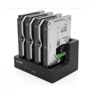Docking Station para HDD SATA 2.5/3.5 Interface USB 3.1 - 5 Gbps e eSATA